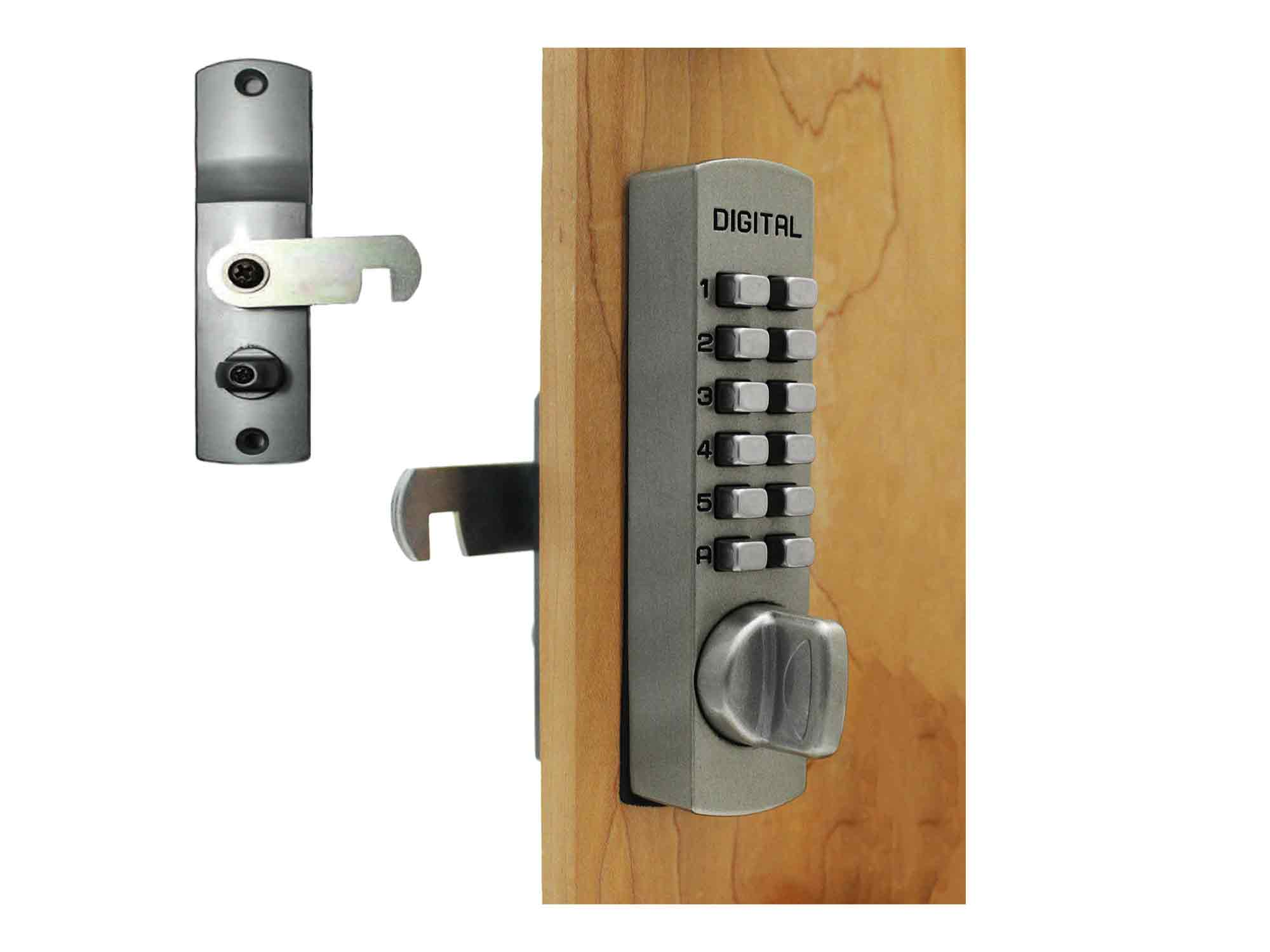 Lockey C170 Surface-Mount Cabinet Cam Lock